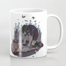 Messy ZNT/HQ!! Coffee Mug