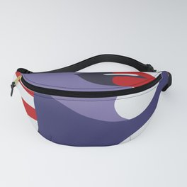 American Stewardess Fanny Pack