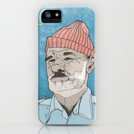 Zizzou iPhone Case