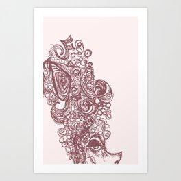 Pamela Art Print