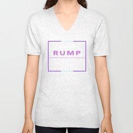 Rump Unisex V-Neck