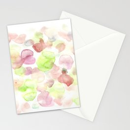 170725 Abstract Watercolour 12 |Modern Watercolor Art | Abstract Watercolors Stationery Cards