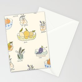 Nourish Variety is Good Stationery Cards
