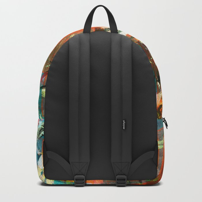 Arrival to the New World Backpack