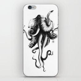 Octoelephant iPhone Skin