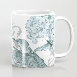 VINTAGE BIRDS Coffee Mug