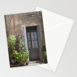 Mediterranean Entrance Stationery Cards