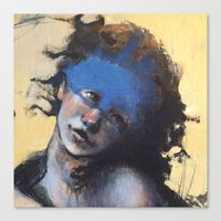 study Canvas Prints featuring Study by CEK-Design