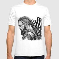 Ragnar Mens Fitted Tee MEDIUM White