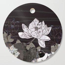 Lotus Cutting Board