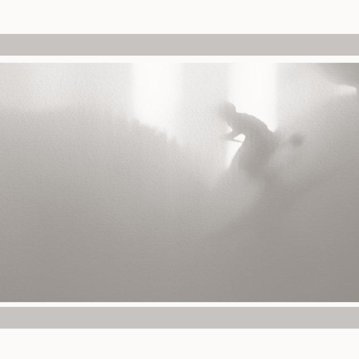 Secret Skiing - Light Duvet Cover