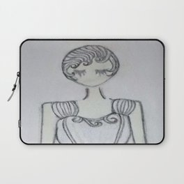 ghost noveau Laptop Sleeve