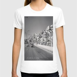 جبل القصور (Hill of Castles)  T-shirt