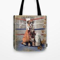 The Boxer Tote Bag