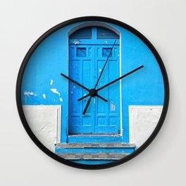 Superazul Wall Clock