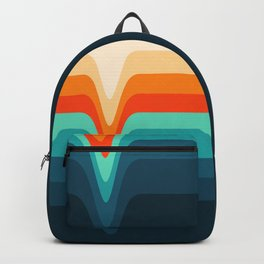 Retro Verve Backpack