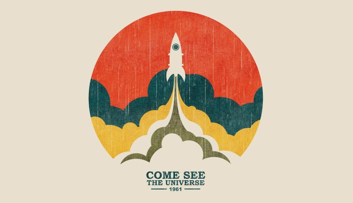 Come See The Universe Pillow Sham