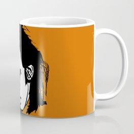 Sad Nick Cave Coffee Mug