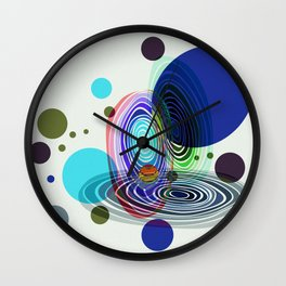 Level 5 - Ascend Clarity Wall Clock