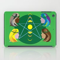 goddess iPad Cases featuring Goddess by Watch House Design
