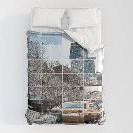 Essex Street with Bar Comforters