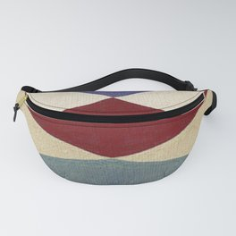 Lucha Libre Mask 4 Fanny Pack