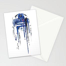 A blue hope 2 Stationery Cards