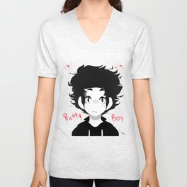 Pretty Boy Unisex V-Neck