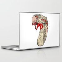 bug Laptop & iPad Skins featuring bug by Karneeleus