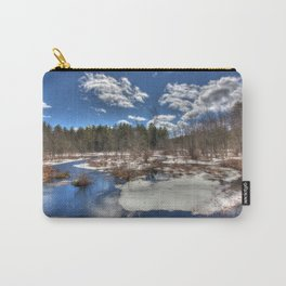 Early Spring Marsh Carry-All Pouch