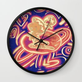 Judy Jetsons Design Wall Clock