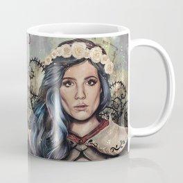 The Rose Knight Coffee Mug