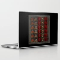 artsy Laptop & iPad Skins featuring Artsy by Terrell-ESS