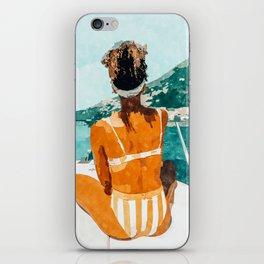 Solo Traveler iPhone Skin