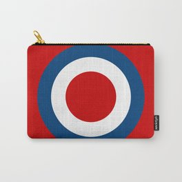 FLAG - FRENCH COCKADE Carry-All Pouch