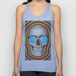Euphoric Death Unisex Tank Top