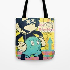 Tricky Mickey (Painted Version) Tote Bag