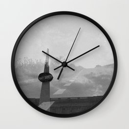 Life's a journey Wall Clock
