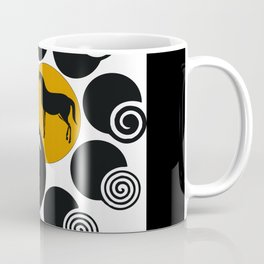 Sophina Majesty horse Coffee Mug