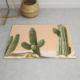 Pastel Cactus II Rug