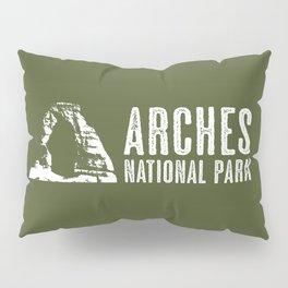 Arches National Park, Utah: Delicate Arch Pillow Sham