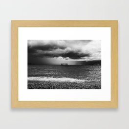 Baska Framed Art Print