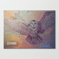 jasmine Canvas Prints featuring Jasmine by Meagan Dwyer