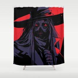 Scarecrow Shower Curtain