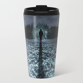 On Crystal Lake Travel Mug