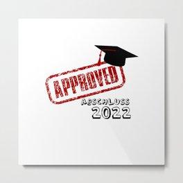 Graduation 2022 Ak 22 Metal Print