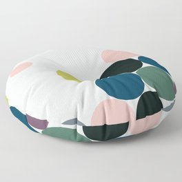 cluster || chill Floor Pillow
