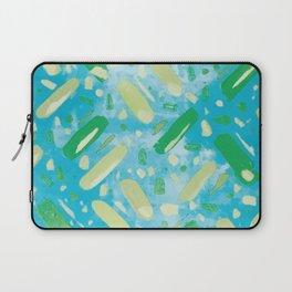 Festivities - Turquoise Laptop Sleeve