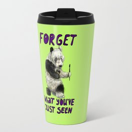 Conspiracy // false panda Travel Mug