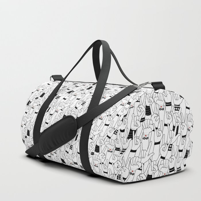 Rock and Roll: Concert Duffle Bag
